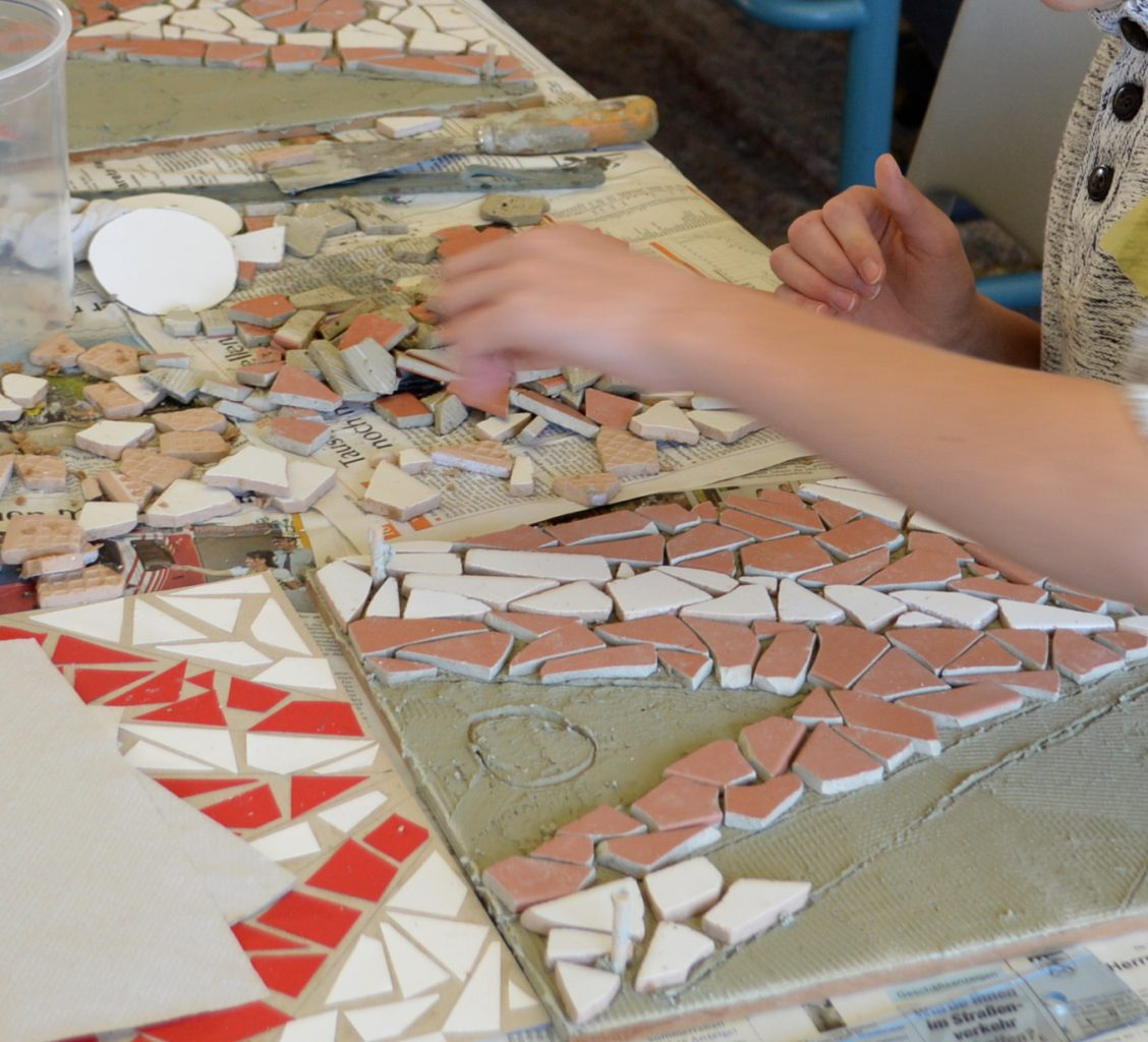 workshop/ mosaik
