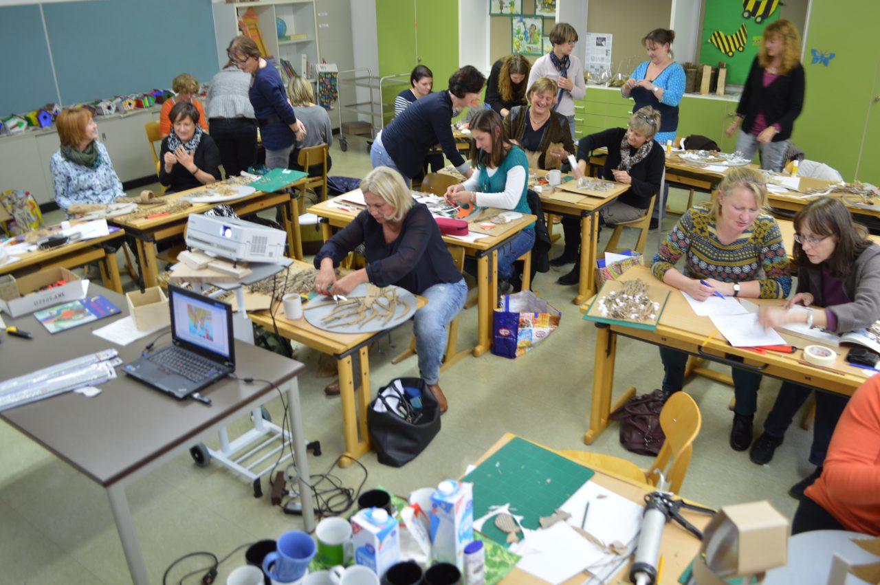 workshop/ lehrerfortbildung